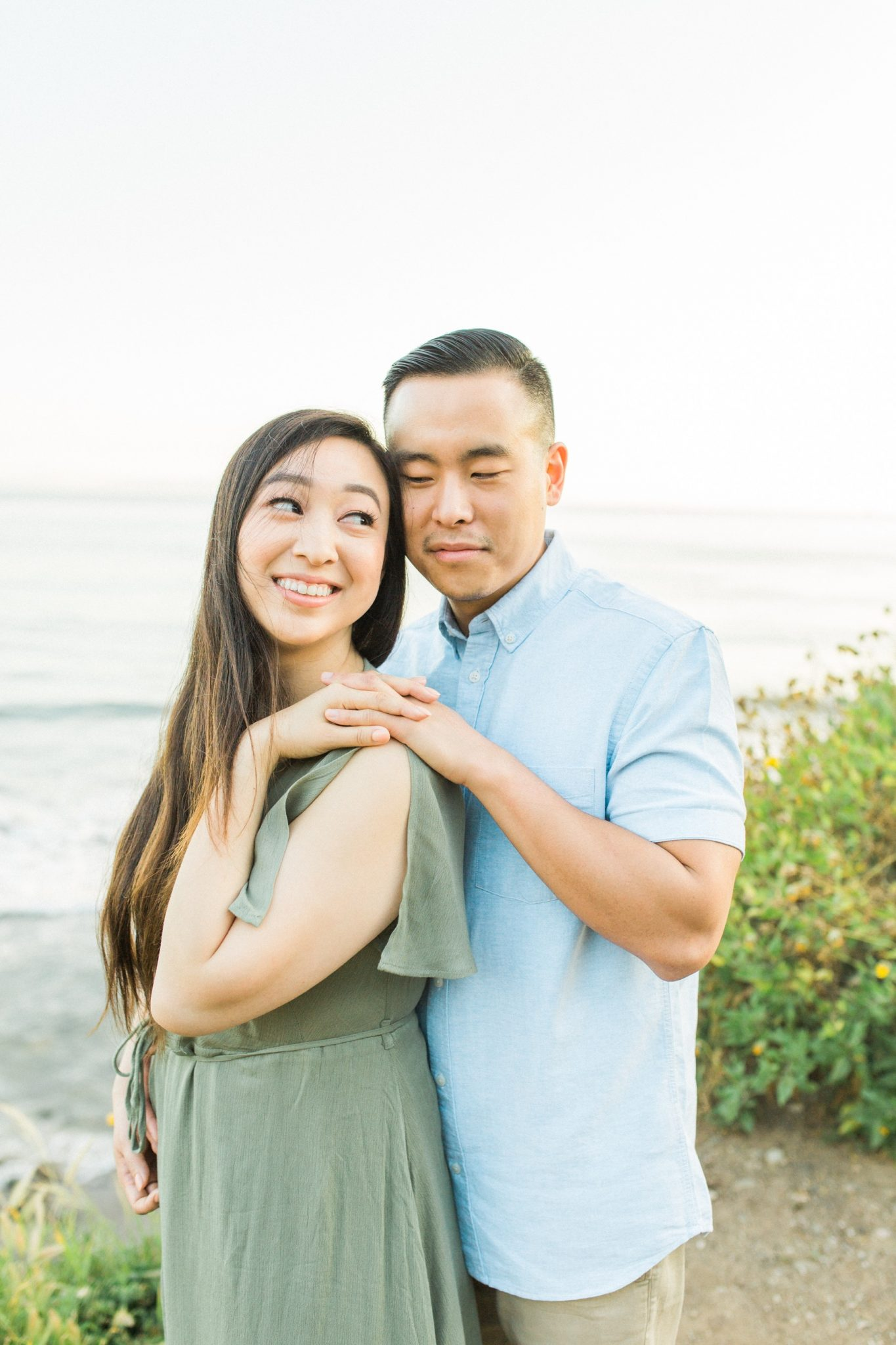Carpenteria Bluffs Engagement Photos