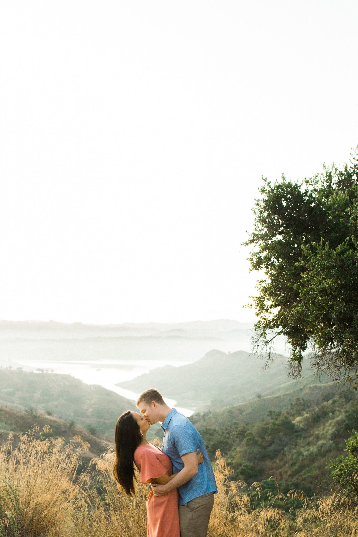 Engagement session locations in Santa Barbara